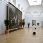 Галерея Кунстхалле в Гамбурге, а также что значит «Прозрачный музей»