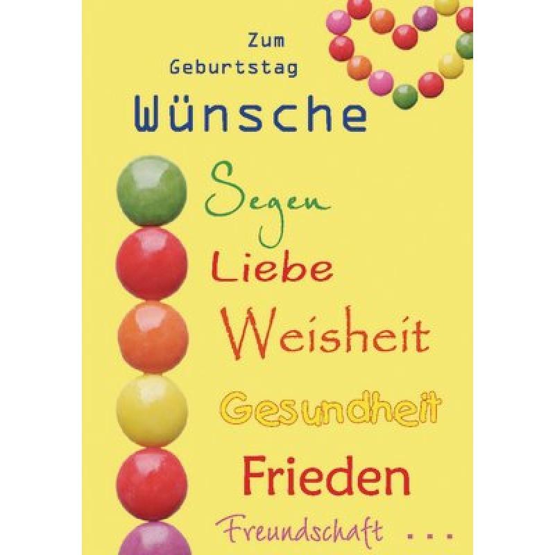 Поздравления на с днем рождения немецком языке с переводом на русский
