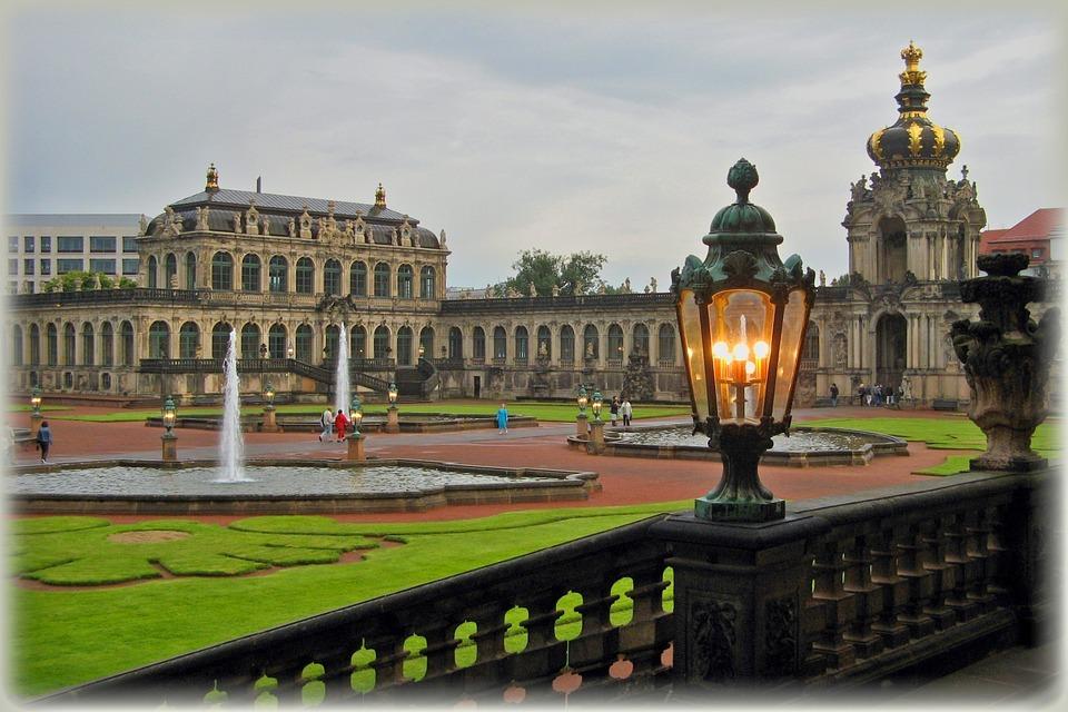 Дрезденская картинная галерея или где хранятся шедевры старых мастеров!