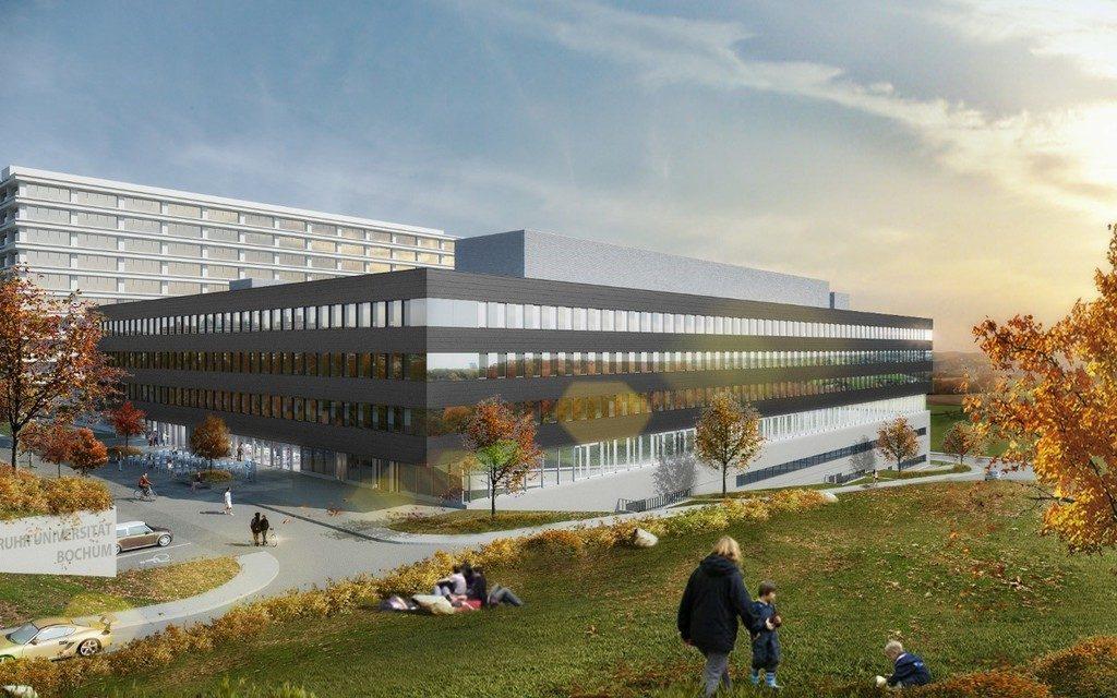 Рурский университет Бохума или почему стоит туда поступать?