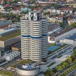 Музей BMW в Мюнхене — самый известный музей Германии