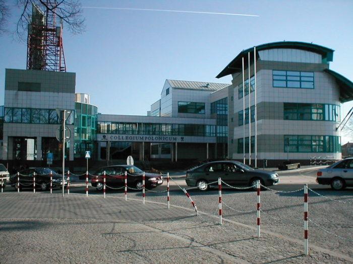 Франкфурт-на-Одере и один из старейших университетов Европы Виадрина