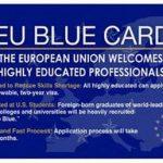 Голубая карта ЕС в Германии