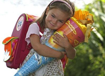 Школа в Германии. Как выглядет первый школьный день?