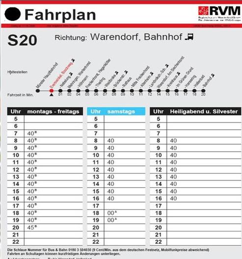 Билеты на общественный транспорт в Германии