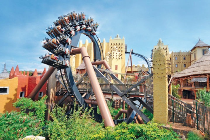 ТОП 5 самых лучших парков атракционов Германии