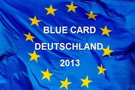 Как получить голубую крату Германии - критерии и преимущества