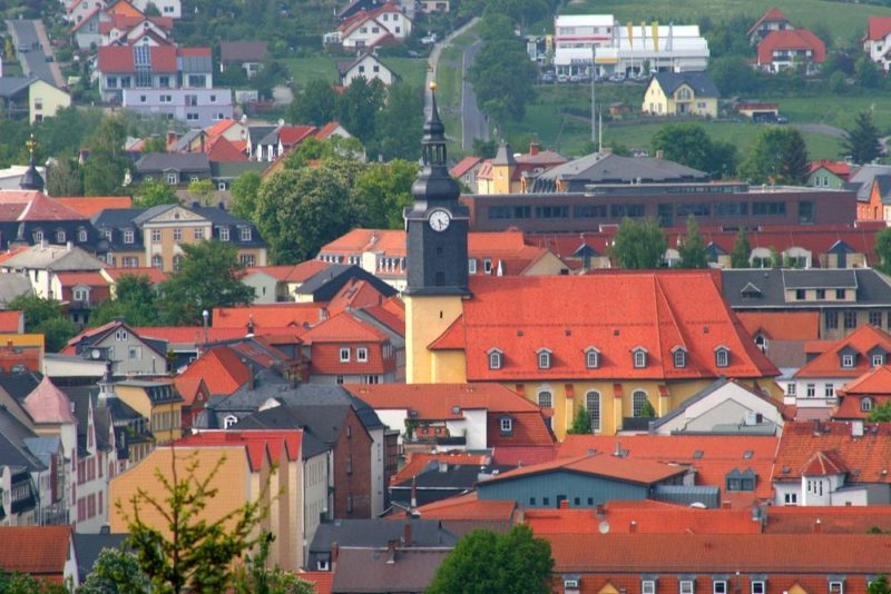 Город Ильменау, его университет и самый крупный студенческий фестиваль Германии