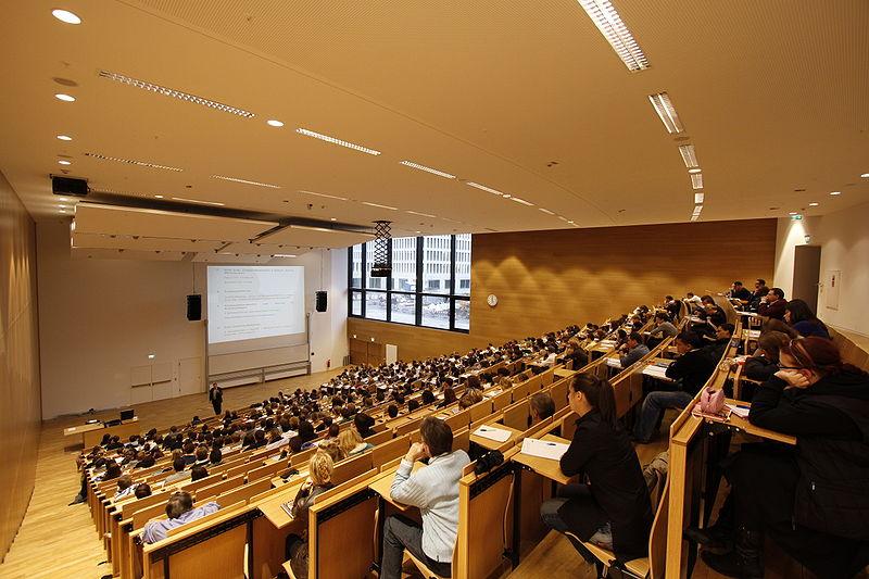 Франкфуртский университет имени Иоганна Вольфганга Гёте или «Мастерская современности»