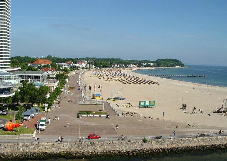 Отдых на море в Германии – какой он?