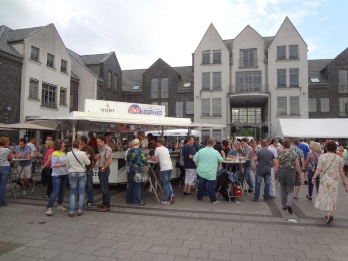 Городские праздники в Германии - Hafenfest