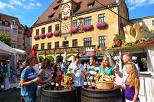Июньские праздники в Германии