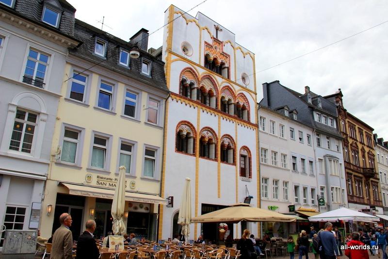 Трир - старейший город в Германии, как он выглядит сейчас?