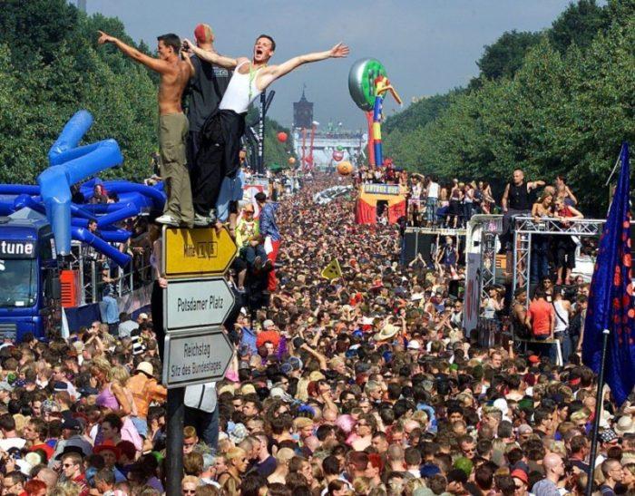 Праздники в июле (Часть 2) в Германии: Парад любви и Кельнские огни