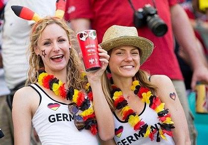 Разрушаем мифы о немецких женщинах