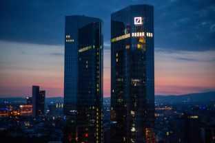 Блокирвоанный счет deutsche bank