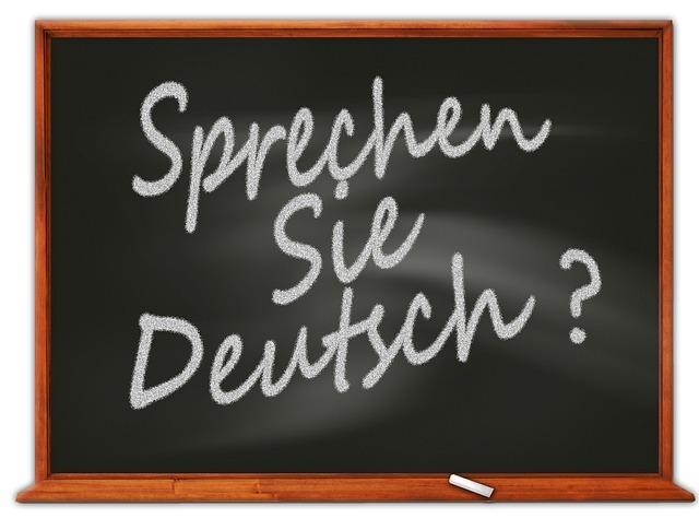 Немецкая фонетика - правила чтения и произношения (Часть 3)