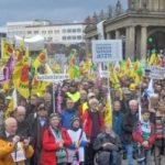 Демонстрации в Германии