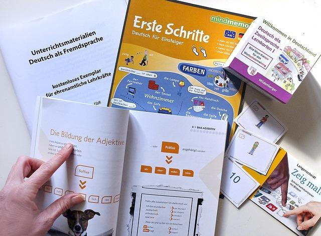 Как выучить немецкий язык?
