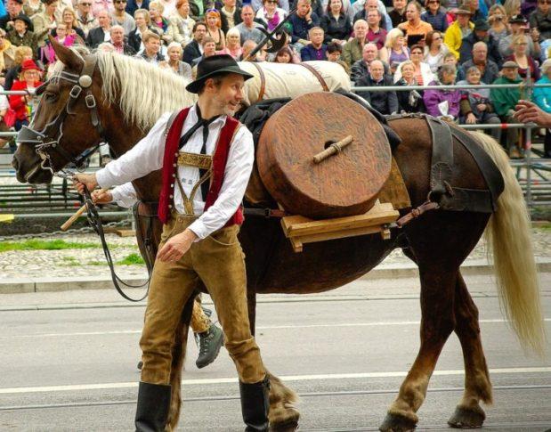 Баварцы и их «причуды»