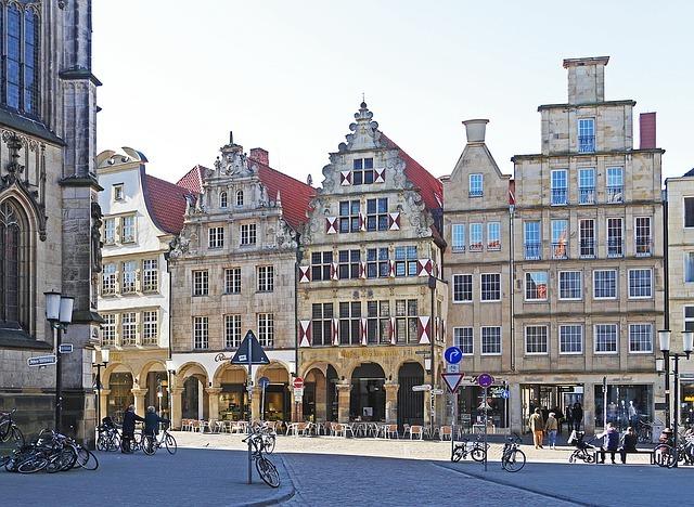 Шоппинг маршрут по Германии